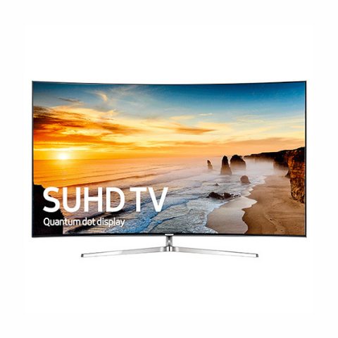 "Samsung KS9500 55"" Class Curved 4K SUHD 3D LED Smart TV"