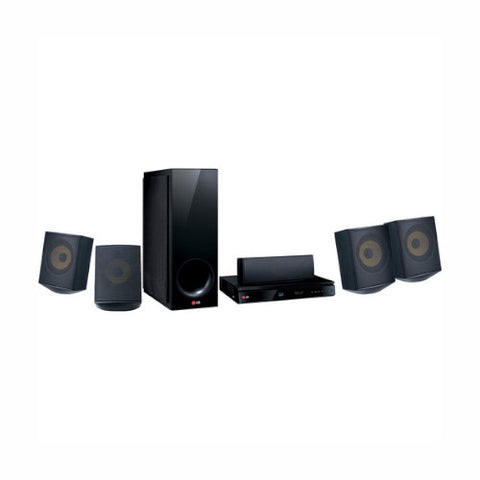 LG BH6730S 1000w 5.1 Channel Home Theater System with 3D/2D Blu-Ray Player