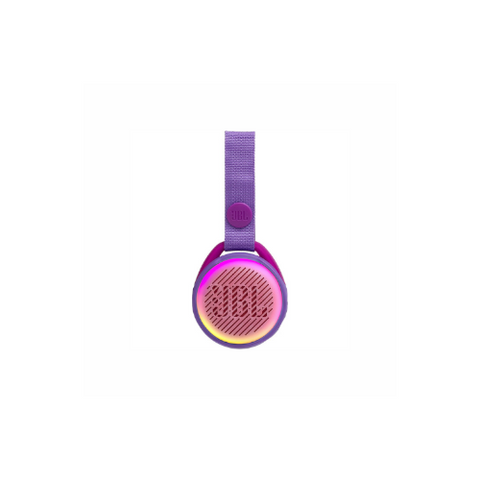 JBL JR POP Kids Portable Bluetooth Speaker (Iris Purple)