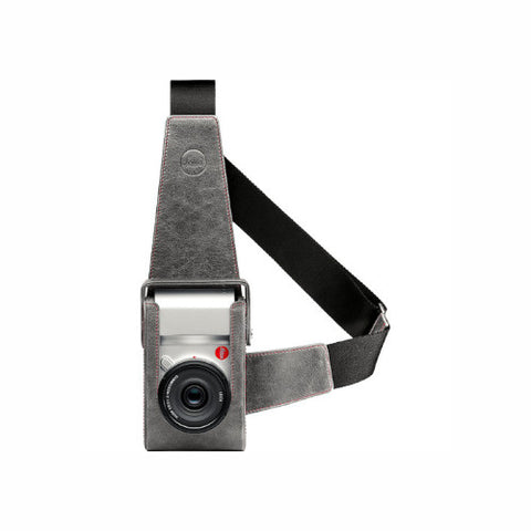 Leica Leather Holster (Stone/Gray)