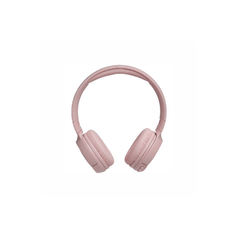 JBL Tune 500BT Wireless On-Ear Headphones (Pink)