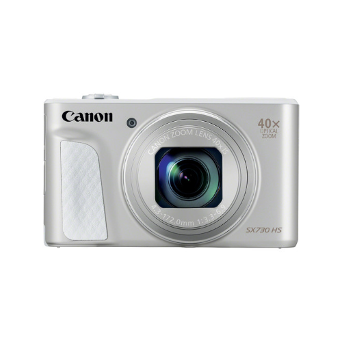 Canon PowerShot SX730 HS Digital Camera (Silver)