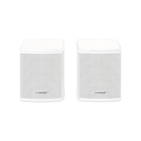 Wireless Surround Speakers (White)