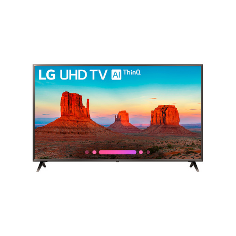 "LG UK6300 65"" Class HDR UHD Smart IPS LED TV"