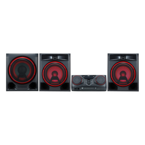 LG CK57 1100W Bluetooth Music System