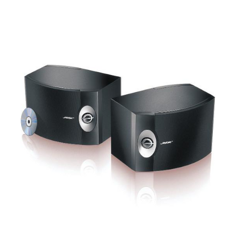 301 Series V Direct/Reflecting Speaker System (Black)