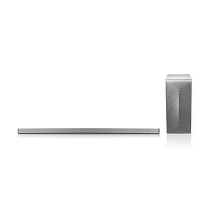 LG LAS855M 4.1 Channel 360w Curved Wireless Soundbar with Subwoofer Silver