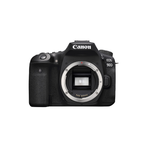 Canon EOS 90D DSLR Camera (Body Only)