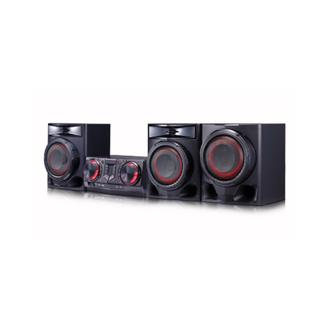 LG CJ45 720W Hi-Fi Entertainment System