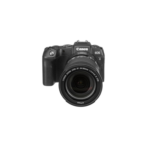 Canon EOS RP Mirrorless Digital Camera with EF 24-105mm f/3.5-5.6 STM Lens and Mount Adapter EF-EOS R