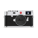 Leica M10 Silver Chrome Finish
