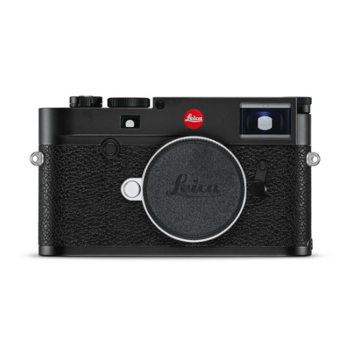 Leica M10 Black Chrome Finish
