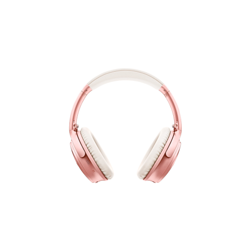 Bose QuietComfort 35 Series II Wireless Noise-Canceling Headphones (Rose Gold)
