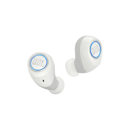JBL Free X Bluetooth Wireless In-Ear Headphones (v2.0, White)