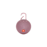 JBL Clip 3 Portable Bluetooth Speaker (Dusty Pink)
