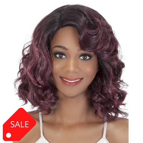 VIVICA A FOX SYNTHETIC SWISS LACE FRONT WIG JAMILLA