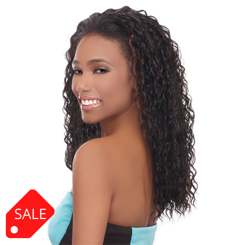 OUTRE QUICK WEAVE SYNTHETIC HALF WIG AVEL