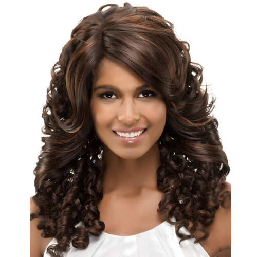 VIVICA A FOX SYNTHETIC INVISIBLE LACE FRONT WIG GISELLE