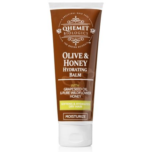Qhemet Biologics Olive & Honey Hydrating Balm 4oz