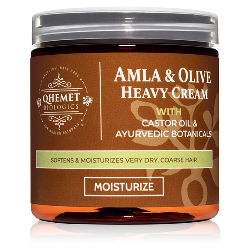 Qhemet Biologics Amla & Olive Heavy Cream 8.9oz
