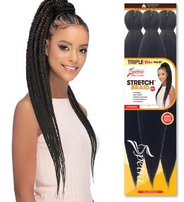 AMORE MIO SPETRA 3X PRE-STRETCHED EZ BRAID 25