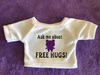 Ask Me about Free Hugs Tshirt or Hoodie