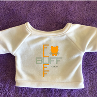 Buff Fluff Plushie Tshirt (Hoodie Available)