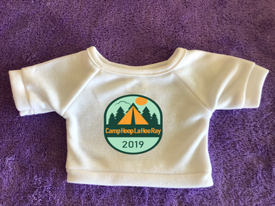 Camp HoopLaHooRay Plushie Tshirt