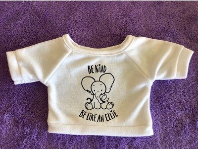 Be Kind Like an Ellie Mighty Ellie Plushie Shirt (Hoodie Available)