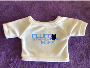 Fluff is the New Buff Plushie Tshirt (Hoodie Available)
