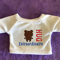 Hug Extraordinaire Tshirt (Hoodie Available)