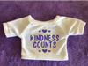 Kindness Counts Plushie Tshirt (Hoodie Available)