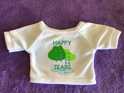 Happy Tears Froggie and Gator, Tshirt or Hoodie