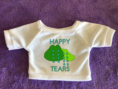 Happy Tears Original Froggie and Gator, Tshirt or Hoodie