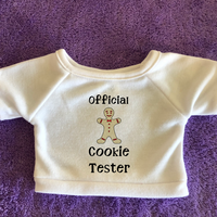 Official Cookie Tester, Tshirt or Hoodie