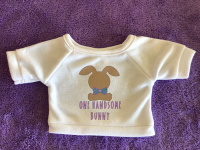 One Handsome Bunny, Tshirt (Hoodie Available)