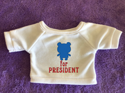Plushie for President Plushie Tshirt (Hoodie Available)