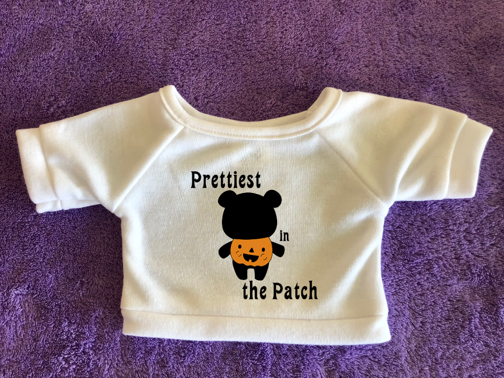 Prettiest Plushie in the Patch - Plushies Tshirt or Hoodie