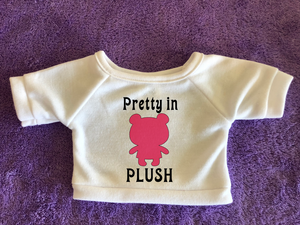 Pretty in Plush - Plushies Tshirt or Hoodie