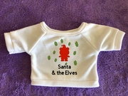 Santa and his Elves, Tshirt or Hoodie