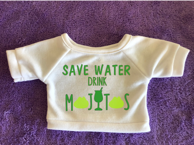 Save Water Drink Mojitos, Tshirt or Hoodie