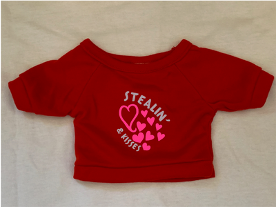 Stealin' Hearts & Kisses, Tshirt or Hoodie