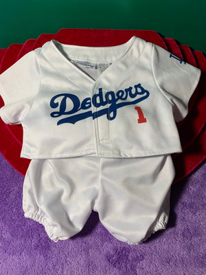LA Dodgers Baseball Set - Build a Bear Resale