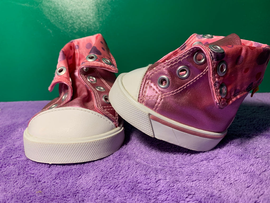Pink Hi-Tops  - Build-a-Bear Resale