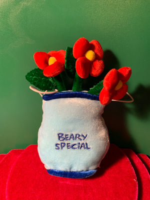 Beary Special Flowers - Build-a-Bear Resale
