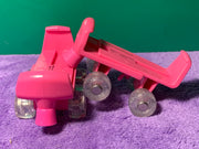 Dark Pink Skates - Adjustable - Build-a-Bear Resale