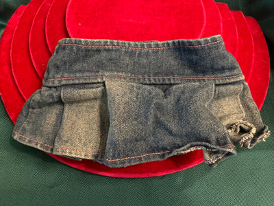 Denim Skirt, Build-a-Bear Resale