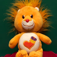 Brave Heart Lion, Care Bear Cousins Lion