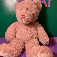 Abby, Pink Teddy Bear