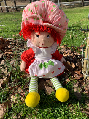 Strawberry Shortcake, Doll